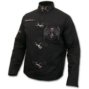 Demon Tribe Men's Medium Orient Goth Jacket - Black