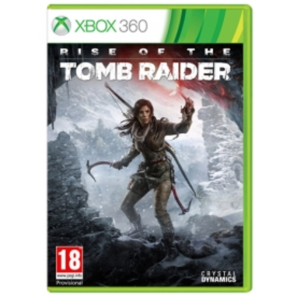 Rise of the Tomb Raider Xbox 360 Game