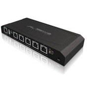 Ubiquiti TOUGHSwitch 5 Port PoE Managed Network Switch