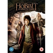 The Hobbit An Unexpected Journey 2019 DVD