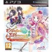 Atelier Meruru The Apprentice Of Arland Game PS3