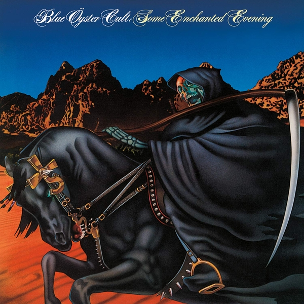 Blue Oyster Cult - Some Enchanted Evening Transparent Red  Vinyl