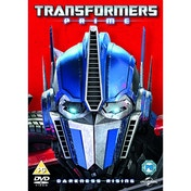 Transformers: Prime - Season 1: Darkness Rising DVD