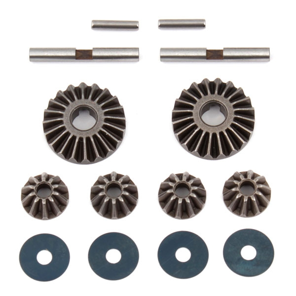 Associated Rc8B3.1/Rc8B3.2 Diff Gear Set Htc