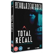 Total Recall (1990) DVD