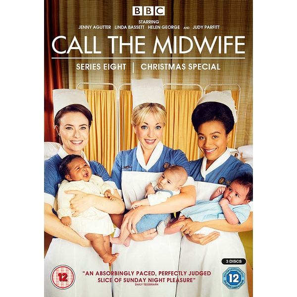 Call The Midwife Series 8 DVD