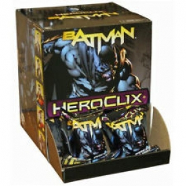 DCH Batman Classic TV Series Gravity Feed Case of 24 Board Game