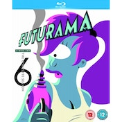 Futurama Season 6 Blu-ray