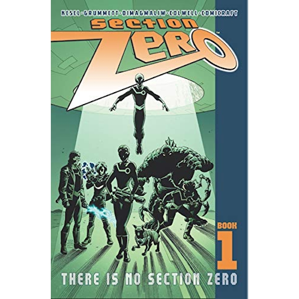 Section Zero Volume 1: There Is No Section Zero