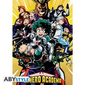 My Hero Academia - Groupe - Poster Maxi Poster