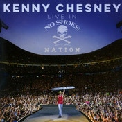 Kenny Chesney - Live In No Shoes Nation CD
