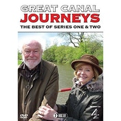 Great Canal Journeys: The Best of Series 1 & 2 DVD