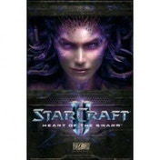 Starcraft II Heart of the Swarm Maxi Poster