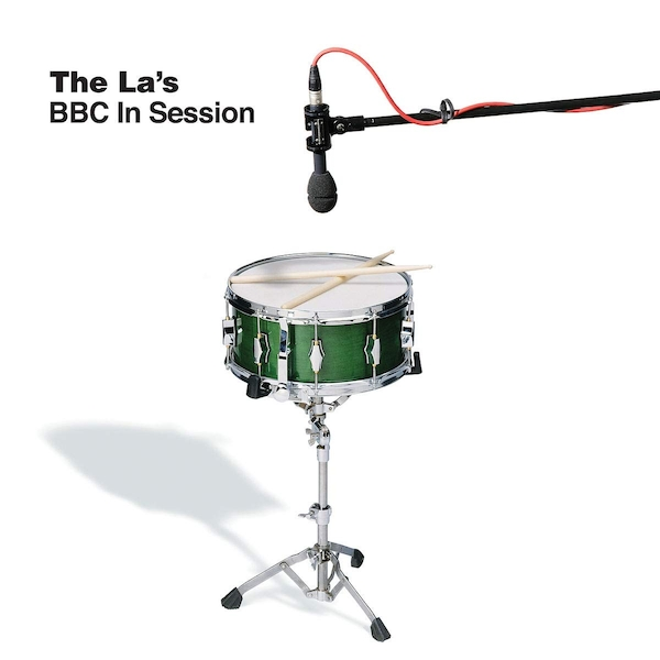 Las - BBC In Session Transparent Green  Vinyl