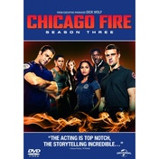 Chicago Fire - Season 3 DVD