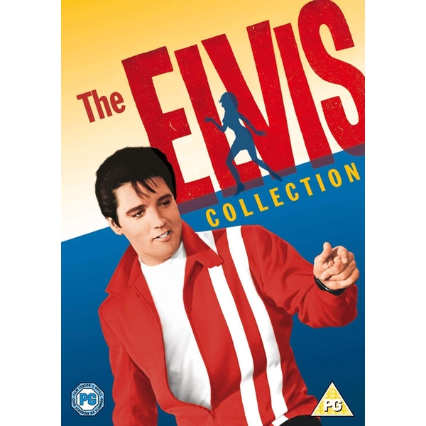 The Elvis Presley Signature Collection DVD