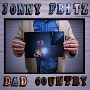 Jonny Fritz - Dad Country Vinyl