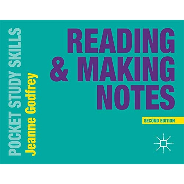 Reading and Making Notes by Jeanne Godfrey (Paperback, 2014)
