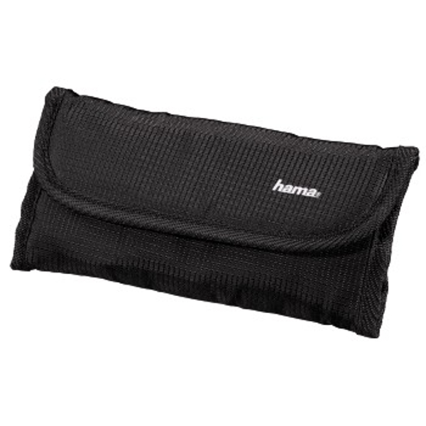 "Hama ""Rexton"" Camera Filter Case, black"