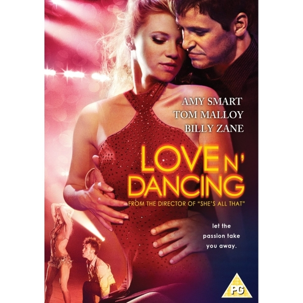 Love N Dancing DVD