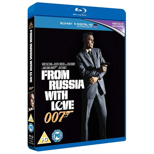 From Russia With Love 1963 Blu-ray