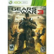 Gears Of War 3 Game Xbox 360 (#)