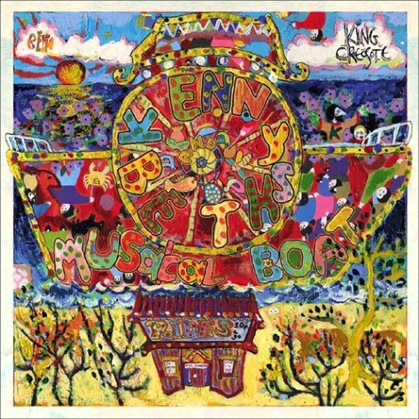 King Creosote - Kenny And Beth's Musakal Boat Rides Vinyl