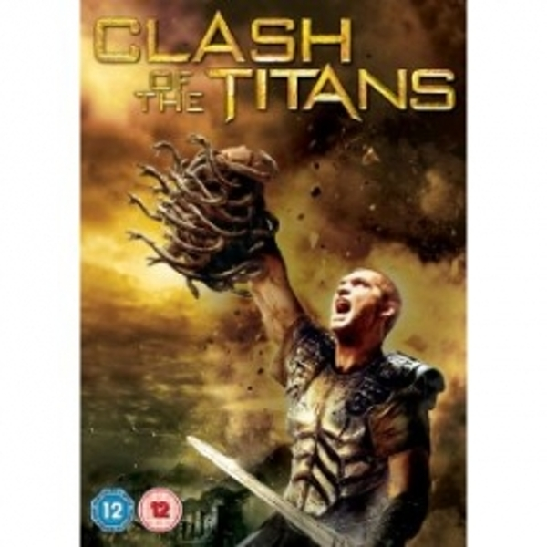 Clash Of The Titans 2010 DVD