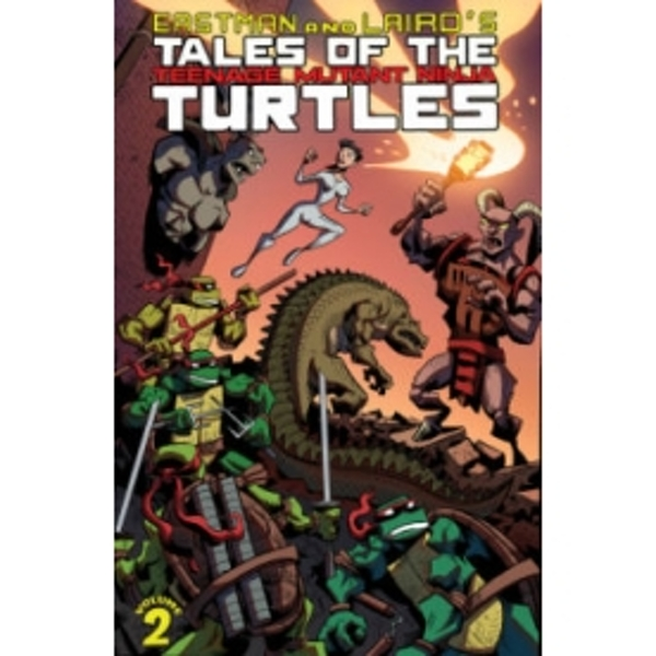 Tales of the Teenage Mutant Ninja Turtles Volume 2