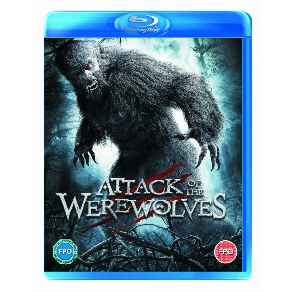 Attack Of The Werewolves Blu-ray