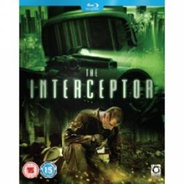 Interceptor Blu-Ray