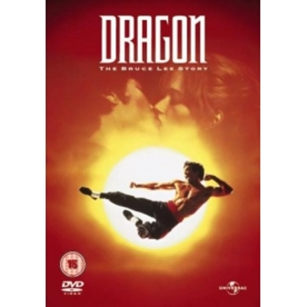 Dragon Bruce Lee Story DVD