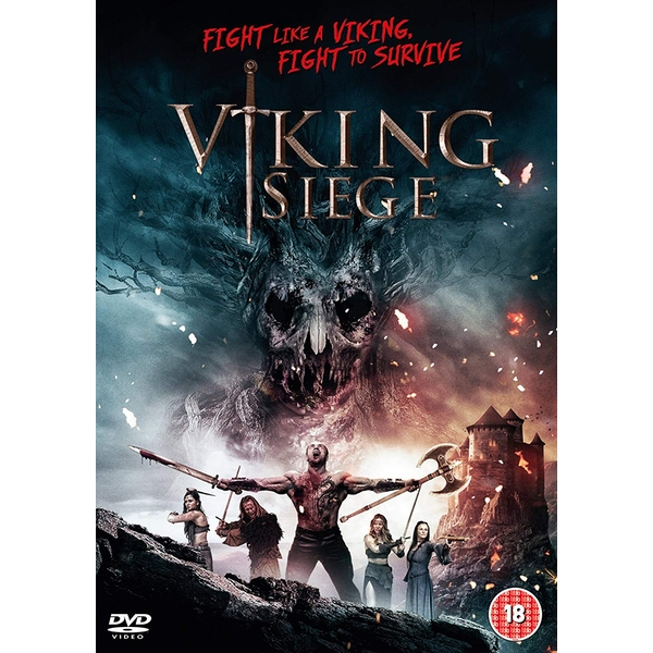 Viking Siege DVD