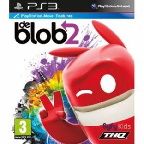 De Blob 2 Game PS3 - Image 1