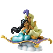 A Whole New World Jasmine & Aladdin (Aladdin) Enchanting Disney Collection Figurine