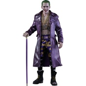 Joker Figure Purple Coat Version (Suicide Squad) 1:6 Hot Toys Movie Masterpiece Figure