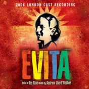 Evita  - Cast Recording CD