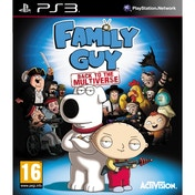 Family Guy Back to the Multiverse! Game PS3