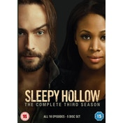Sleepy Hollow - Season 3 DVD