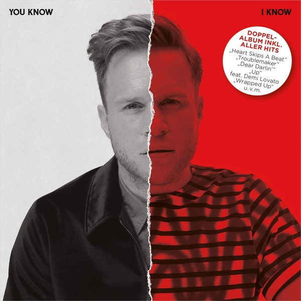 Olly Murs - You Know I Know (Deluxe Edition) CD