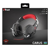 Trust 20408 GXT 322 Carus Gaming Black Headset