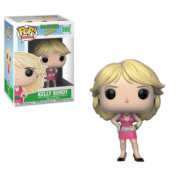 Kelly Bundy (Married with Children) Funko Pop! Vinyl Figure #690