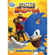 Sonic Boom Volume 2: Hedgehog Day DVD