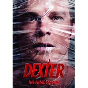 Dexter The Final Season 8 DVD
