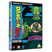 Dragon Ball Season 4 (Episodes 84-122) DVD