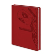 Deadpool - Peek-a-Boo Notebook
