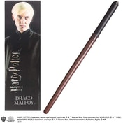 Draco Malfoy PVC Wand and Prismatic Bookmark by The Noble Collection