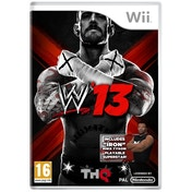 WWE 13 Mike Tyson Edition Game Wii
