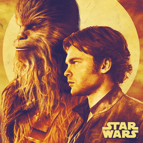 Solo: A Star Wars Story - Han and Chewie Canvas