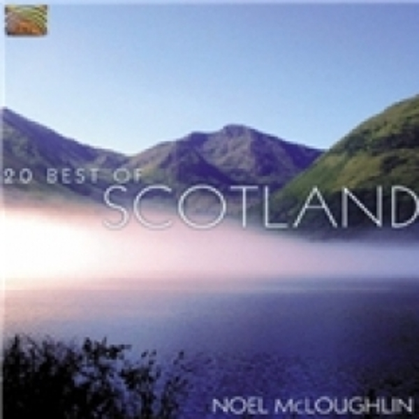 Noel McLoughlin 20 Best Of Scotland CD